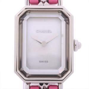 Chanel MOP Stainless Steel Premiere Rock H6360 Women's Wristwatch 20 x 7 MM