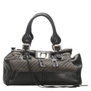 Chloe Brown Leather Paddington Bag