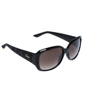 Dior Black/Dark Brown Frisson2 Sunglasses