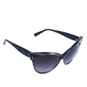 Dior Grey Havana/ Grey Gradient Les Marquises DiorMohotani Cateye Sunglasses