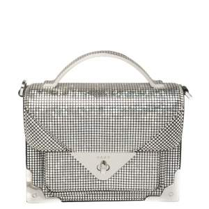 DKNY Hologram Leather Jaxone Crossbody Bag