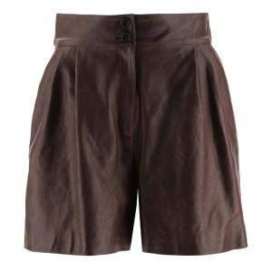 Dolce & Gabbana Brown Shorts Size IT 42