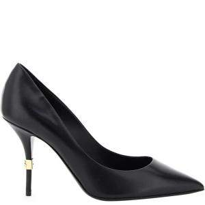 Dolce & Gabbana Cardinal logo plaque Pumps Size IT 40