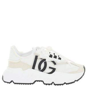 Dolce & Gabbana White Daymaster Sneakers Size IT 36