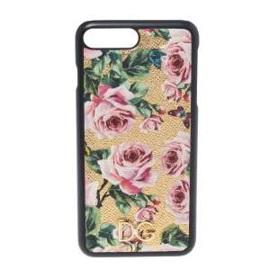 Dolce & Gabbana Multicolor Floral Dauphine iPhone 7 Cover
