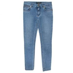 Dolce and Gabbana Blue Denim Kate Jeans XS