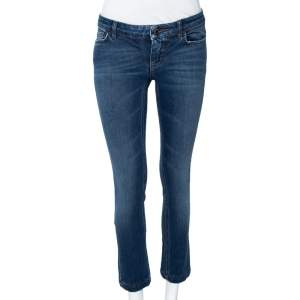 Dolce & Gabbana Blue Denim Cute Fit Jeans S