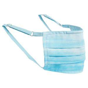Collars & Cuffs Non-Medical Handmade Blue Sky Face Mask (Available for UAE Customers Only)