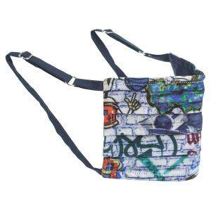 Collars & Cuffs Non-Medical Handmade Graffiti Face Mask (Available for UAE Customers Only)