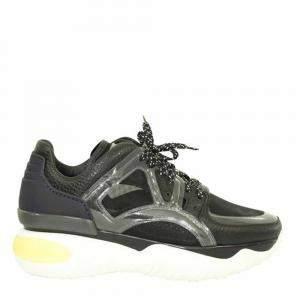 Fendi Black  Chunky  Sneakers