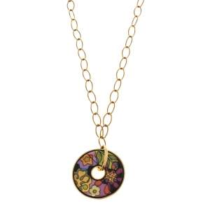 Frey Wille Ode to Joy of Life Paradise Moonlight Luna Piena Pendant Necklace