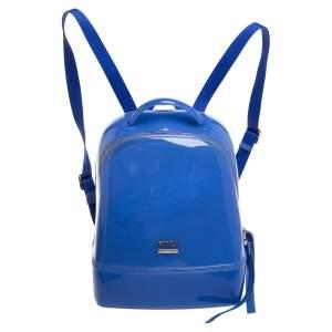 حقيبة ظهر فورلا كاندي كورن فلاور مطاط أزرق