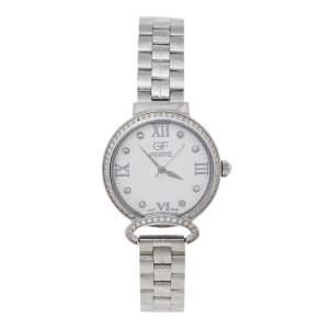 GF Ferre Silver Stainless Steel GFSS6800 Women's Wristwatch 32 mm