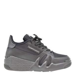 حذاء رياضي جوسيبي زانوتي جلد أسود مقاس أوروبي 38