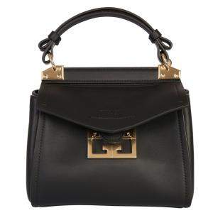 Givenchy Black Leather Mystic Mini Bag