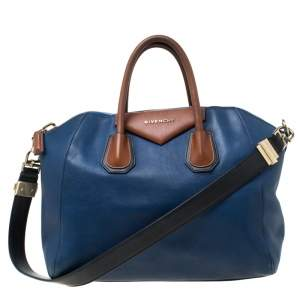 Givenchy Multicolor Leather Antigona Satchel