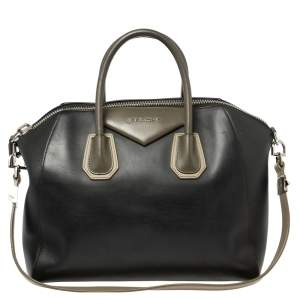 Givenchy Tri Color Leather Medium Antigona Satchel