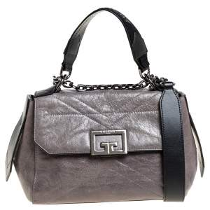 Givenchy Pearl Aged Leather Small ID Bag