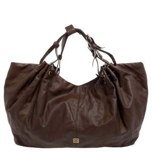 Givenchy Brown Leather Tote