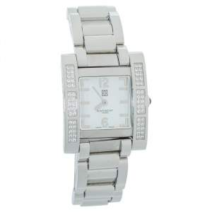 Givenchy Mother of Pearl Stainless Steel Koleos Women's Wristwatch 29 mm