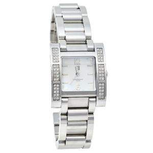 Givenchy Mother of Pearl Stainless Steel Koleos Women's Wristwatch 29mm