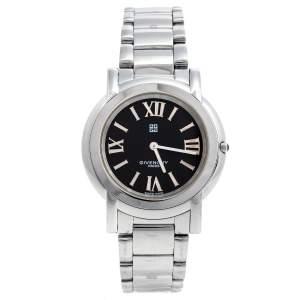 ساعة يد للجنسين جيفنشي كوركوفادو REG.99773195 ستانلس ستيل سوداء 40 مم
