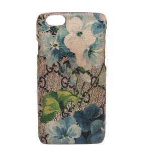 Gucci Multicolor Blooms Print GG Canvas iPhone 6 Case