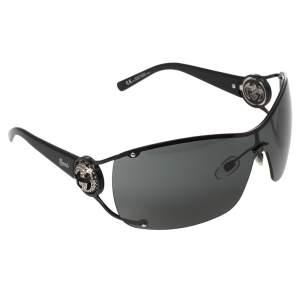 Gucci Black Metal Frame GG2829/S Tint Sunglasses