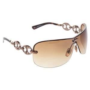 Gucci Brown GG 2772/S Rimless Gradient Sunglasses