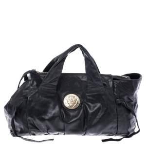 حقيبة غوتشي هيستريا جلد سوداء