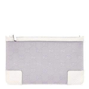 Gucci Purple GG Canvas Wallet