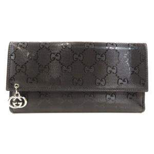Gucci Black Leather Wallet