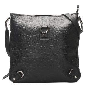 Gucci Black Abbey D-Ring Shoulder Bag