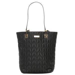 Gucci Black Leather Matelasse Leather Shoulder Bag