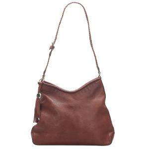 Gucci Brown Leather Marrakech Bag