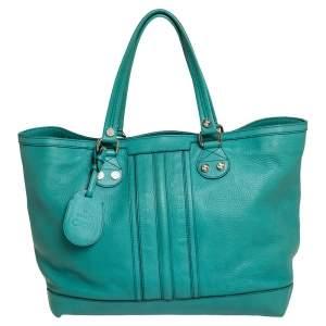 حقيبة يد غوتشي سونسيت جلد أخضر