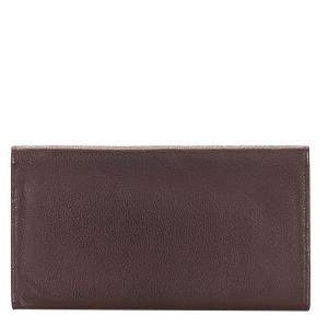 Hermes Brown Leather MC2 Wallet