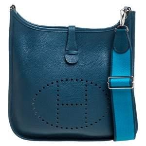 """حقيبة هيرمس """"ايفيلين """" جلد توريليون كولرت III PM"""