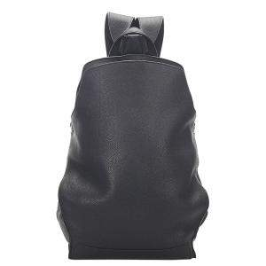 Hermes Black Leather Maurice Cityback 27 Backpack