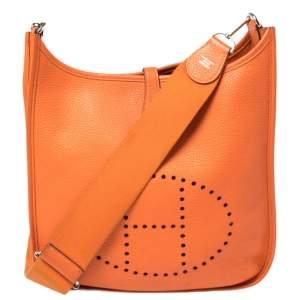 حقيبة هيرمس إيتوب إيفيلين III جلد كليمنس توريلون فو PM