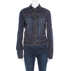 Boss By Hugo Boss Indigo Dark Wash Denim Jacket S