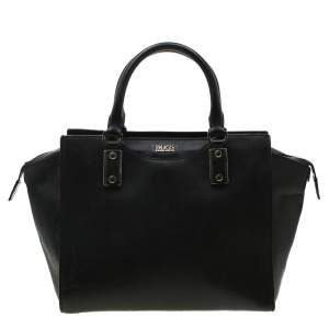 Hugo Boss Black Leather Maika Tote