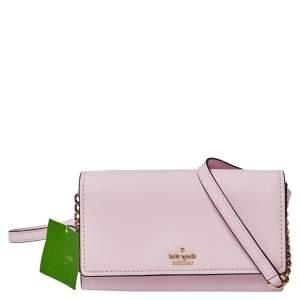 Kate Spade Pink Leather Cameron Street Shoulder Bag