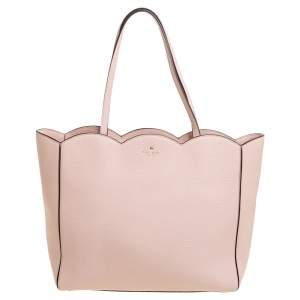 Kate Spade Pink Leather Magnolia Street Tote