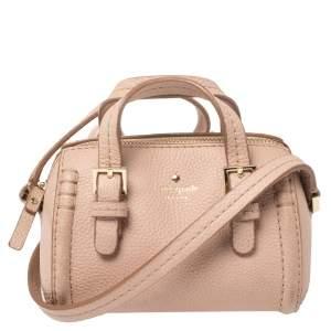 Kate Spade Pink Leather Orchard Street Charlie Crossbody Bag