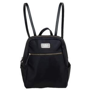 Kate Spade Black Nylon Small Bradley Backpack
