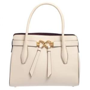 Kate Spade Beige Leather Toujours Tote
