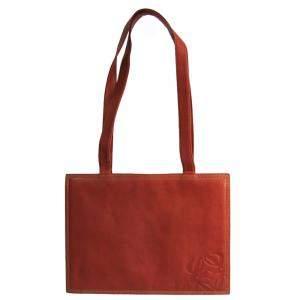 Loewe Brown Leather Tote