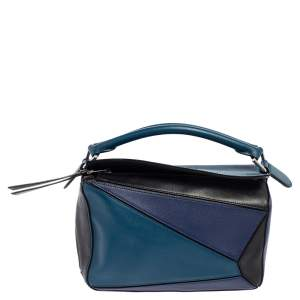 Loewe Multicolor Small Puzzle Shoulder Bag
