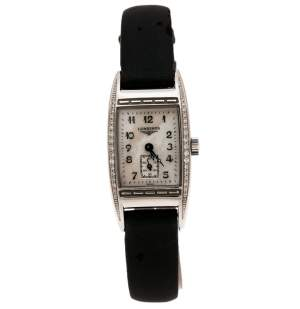 Longines Mother of Pearl Stainless Steel BelleArti L2.194.0 Women's Wristwatch 19mm
